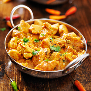 bombay hot curry