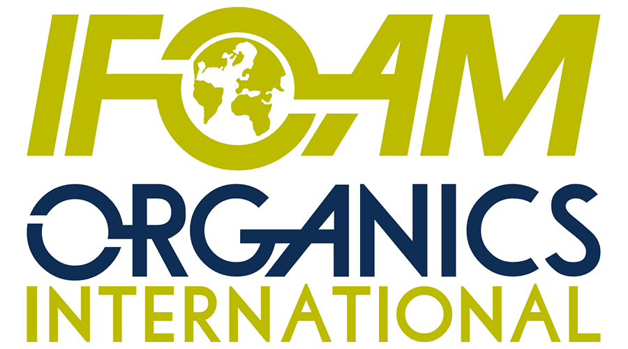 IFOAM organics international logo